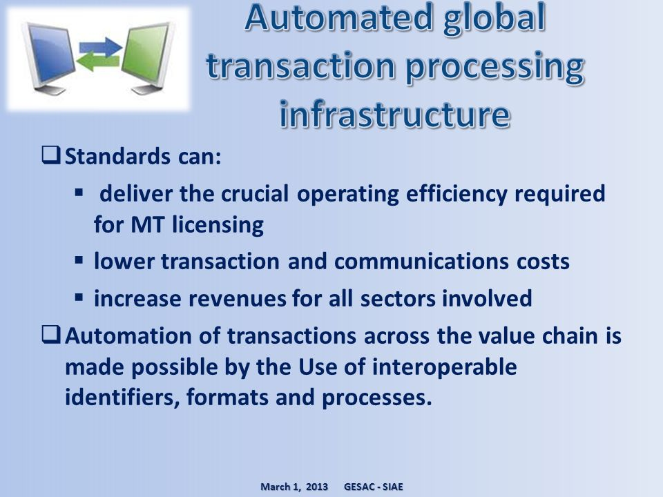 Automated global transaction processing infrastructure