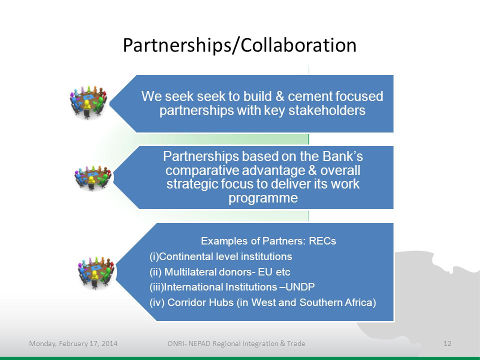 Partnerships/Collaboration