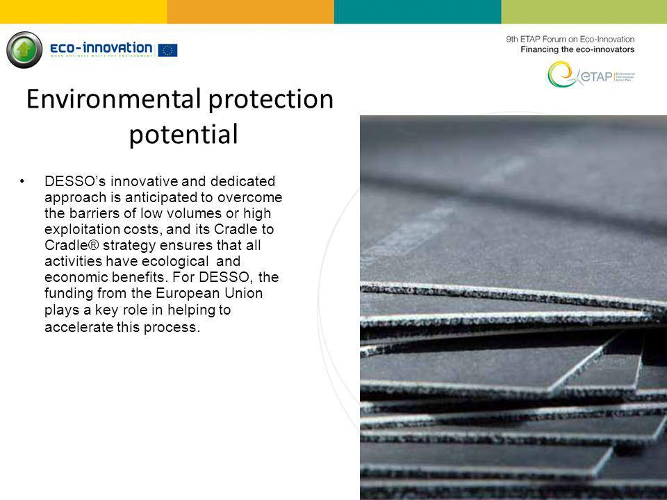 Environmental protection potential