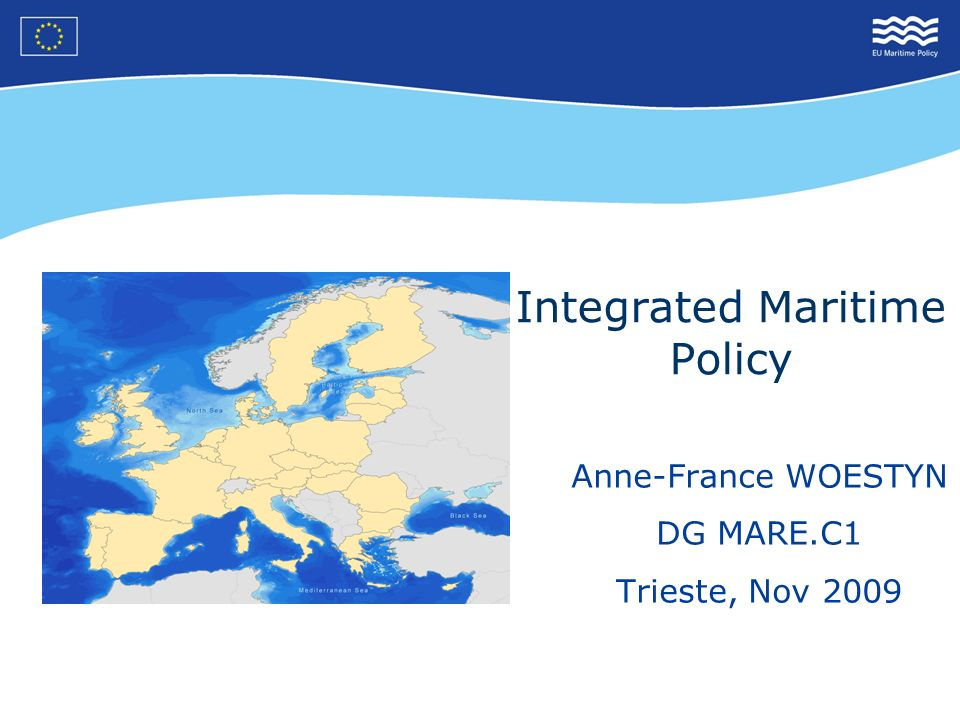 Integrated Maritime Policy