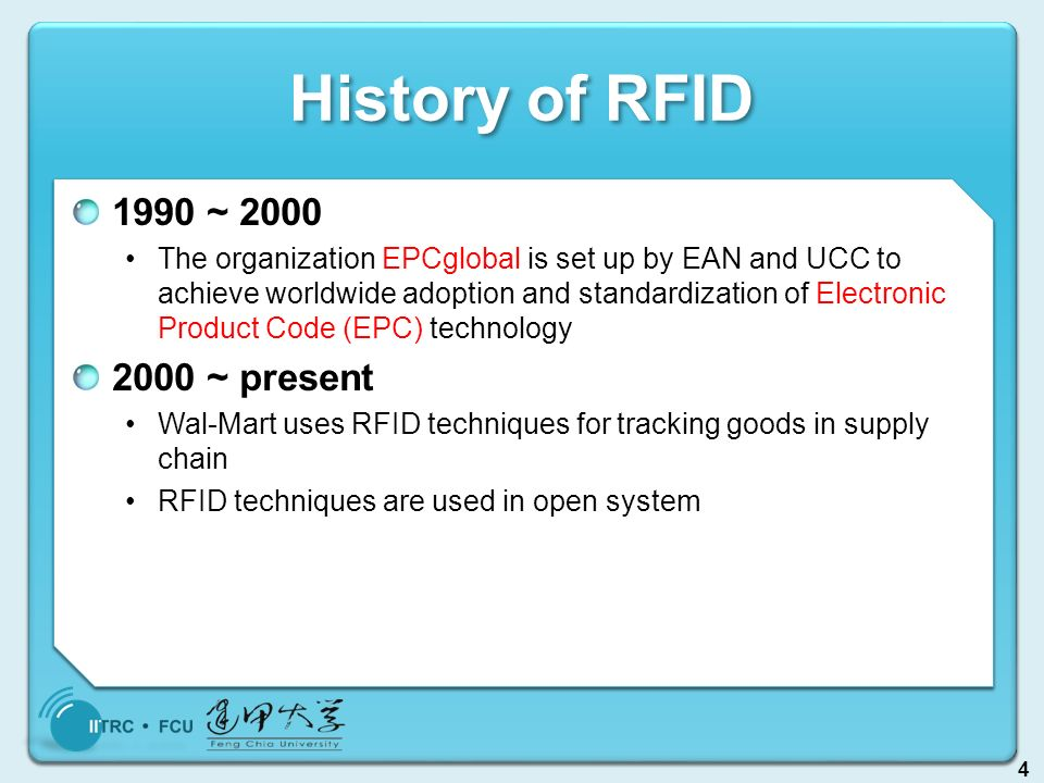 rfid technology history and future What is the future of rfid technology update cancel ad by truthfinder truthfinder is the country's leading source for arrest records look no further simply enter a name and state to.