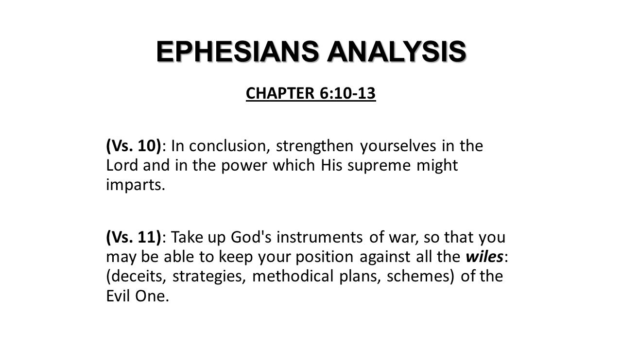 an analysis of god and evil Analysis and synthesis of genesis related media the analysis and synthesis approach to biblical studies applied here to genesis is a methodology developed by the author (decanio, 2007) in conjunction with his doctoral studies at the university of south africa an abbreviated version of this work entitled, biblical hermeneutics and a.