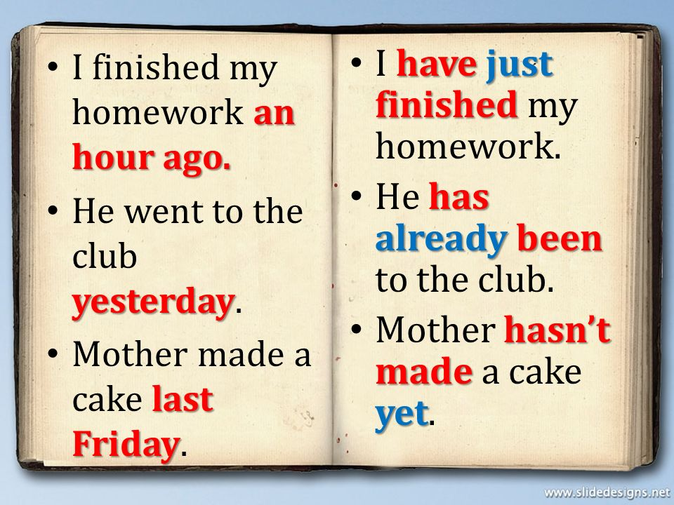 I Have Just Finished Doing My Homework ‒ I am done my work VS I am done  with my work. [regional variation]