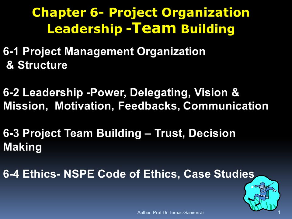 project leadership and team building ppt relationship