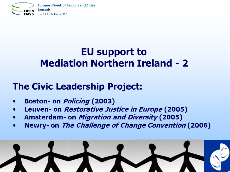 Mediation Northern Ireland - 2