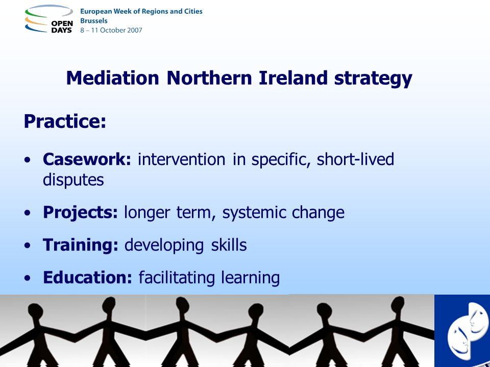 Mediation Northern Ireland strategy