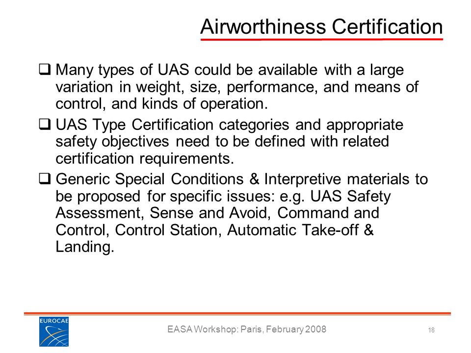 Airworthiness Certification