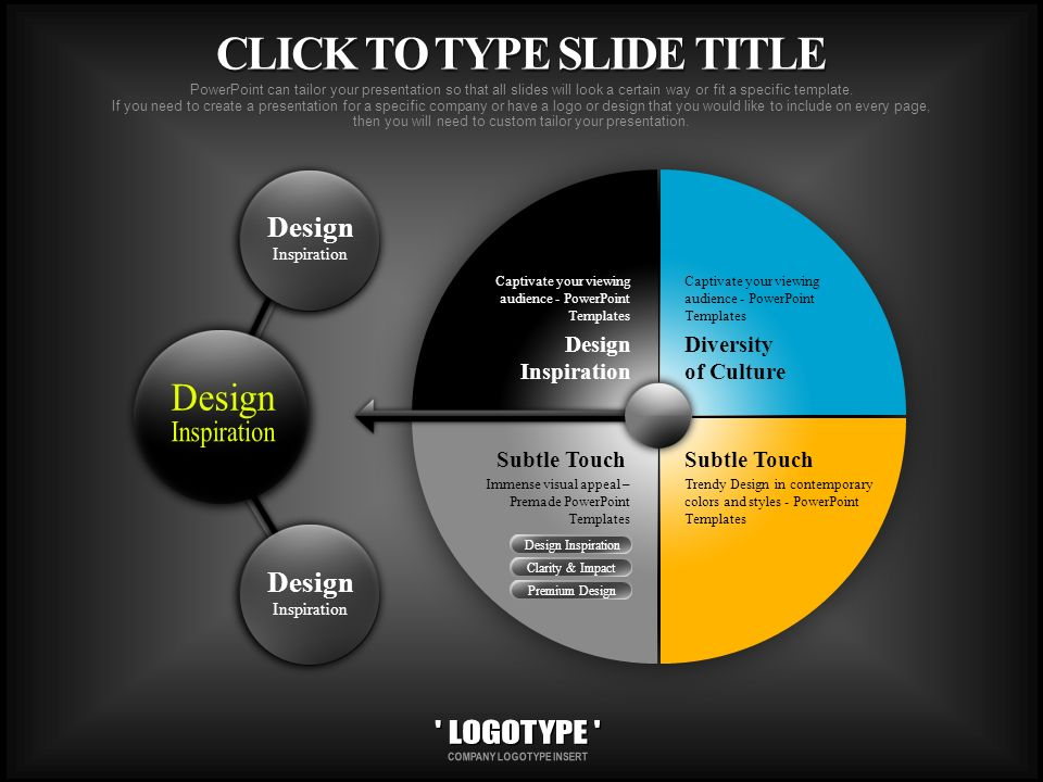 click to type slide title - ppt download, Powerpoint templates