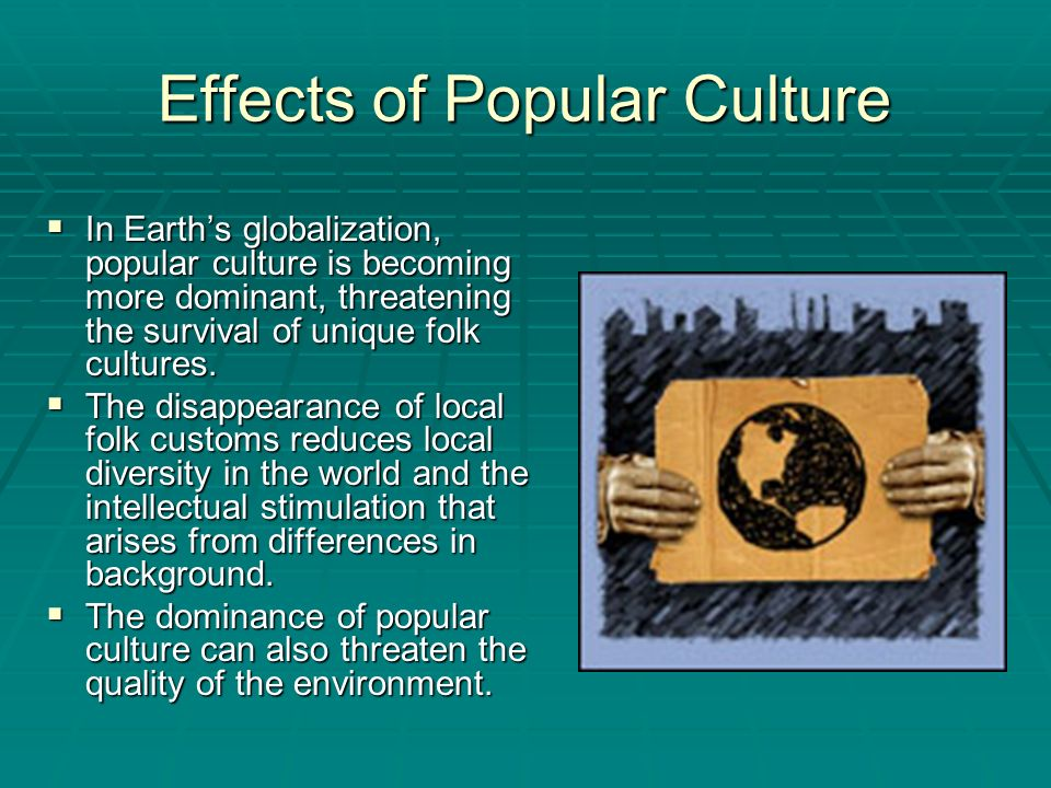 effects of culture Proof that positive work cultures are more productive emma while a cut-throat environment and a culture of fear can you have a huge impact on how your.