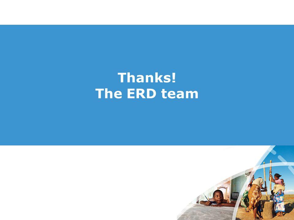 Thanks! The ERD team 31