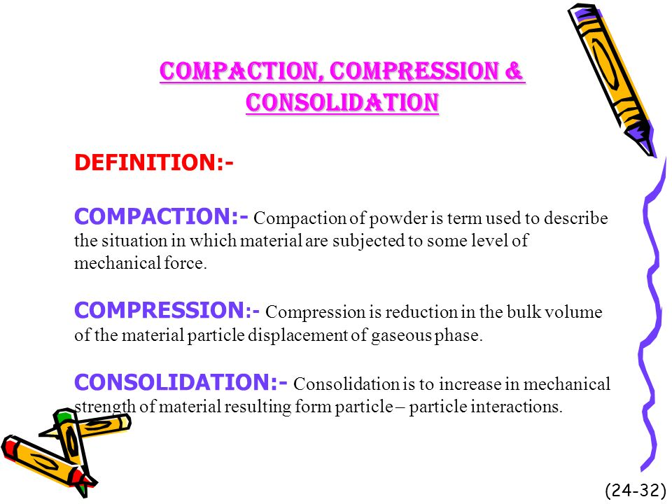 To create consolidated financial