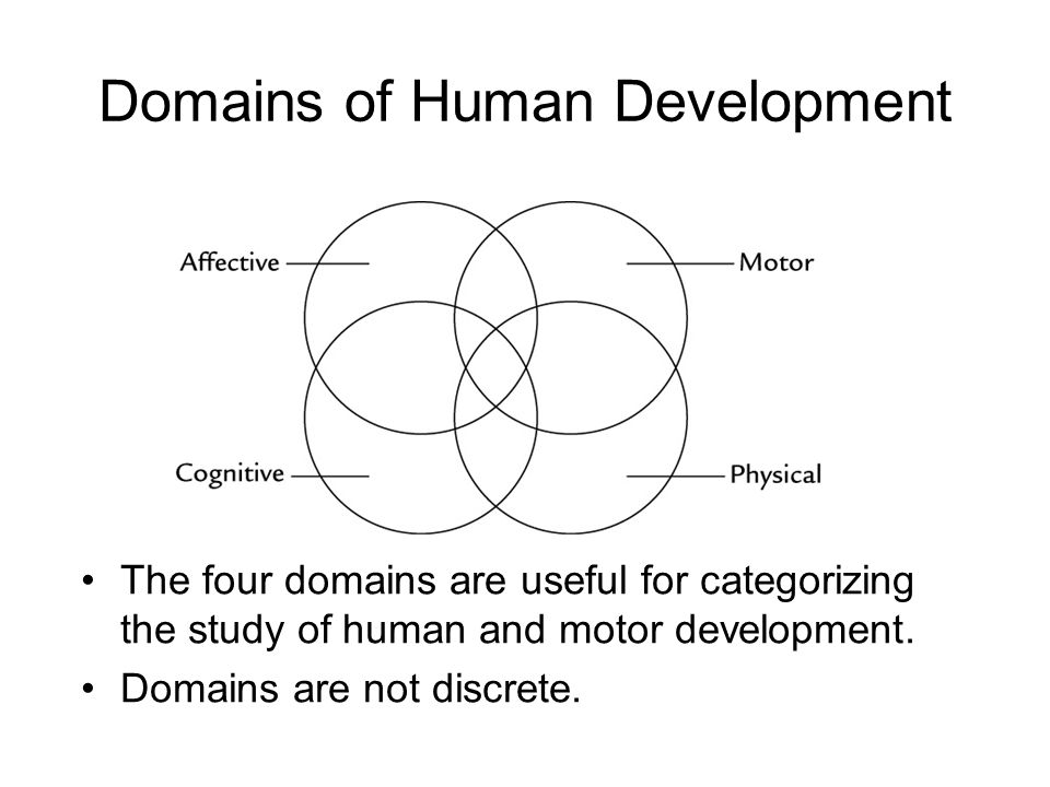 human development three domains B3 analyze physical, emotional, social, moral and intellectual development   identify the domains of development and explain the interrelationships among.