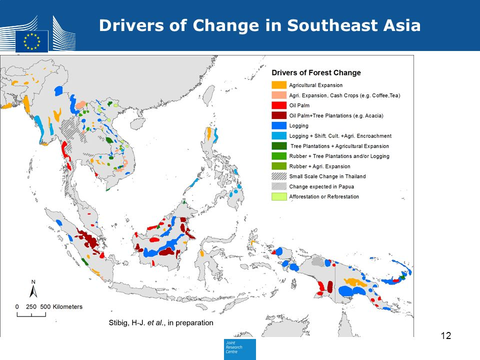 Drivers of Change in Southeast Asia