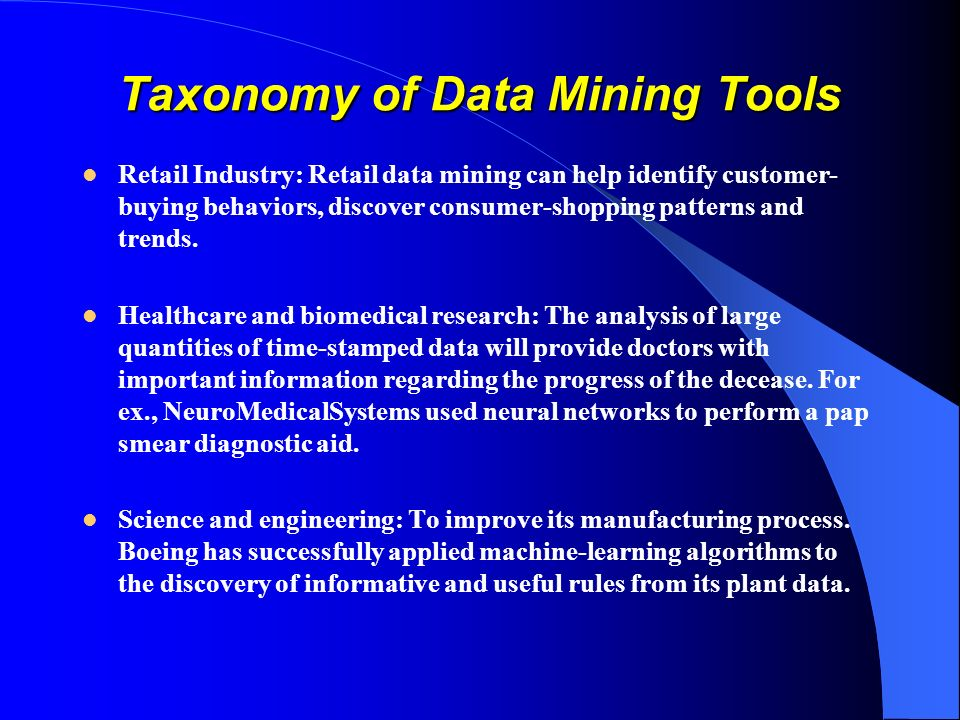 a research on data mining and its benefits in providing information about the customer Analyzes the data mining techniques and its applications in banking sector like fraud prevention and detection, customer retention, marketing and risk management.
