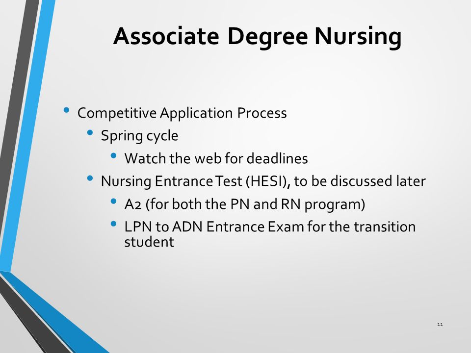the associate degree level in nursing versus Discuss the differences in competencies between nurses prepared at the associate-degree level versus the baccalaureate-degree level 2 identify a patient care.