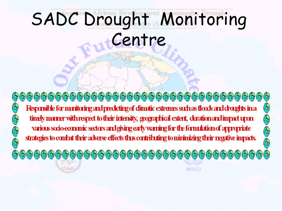 SADC Drought Monitoring Centre