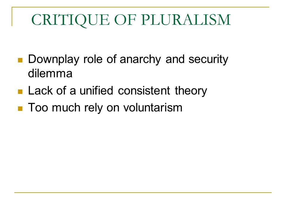 an analysis of the concept of anarchism and liberalism philosophy The purpose of the course of contemporary political ideologies is to provide a systematic, comprehensive, comparative and critical introductory understanding and examination of the concept of ideology in the history of modern political thought, in its first section, and in a second section, to introduce, present, compare and critically.