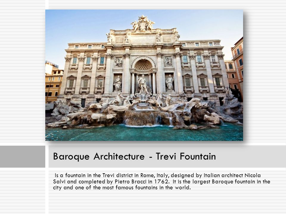 Enlightenment ideas spread ppt video online download for Baroque architecture characteristics list