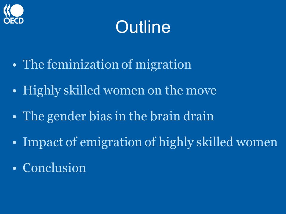 the impact of brain drain Problem of brain drain in  1 problem of brain drain in developing countries like india and its  brain drain may have meager positive impact on.