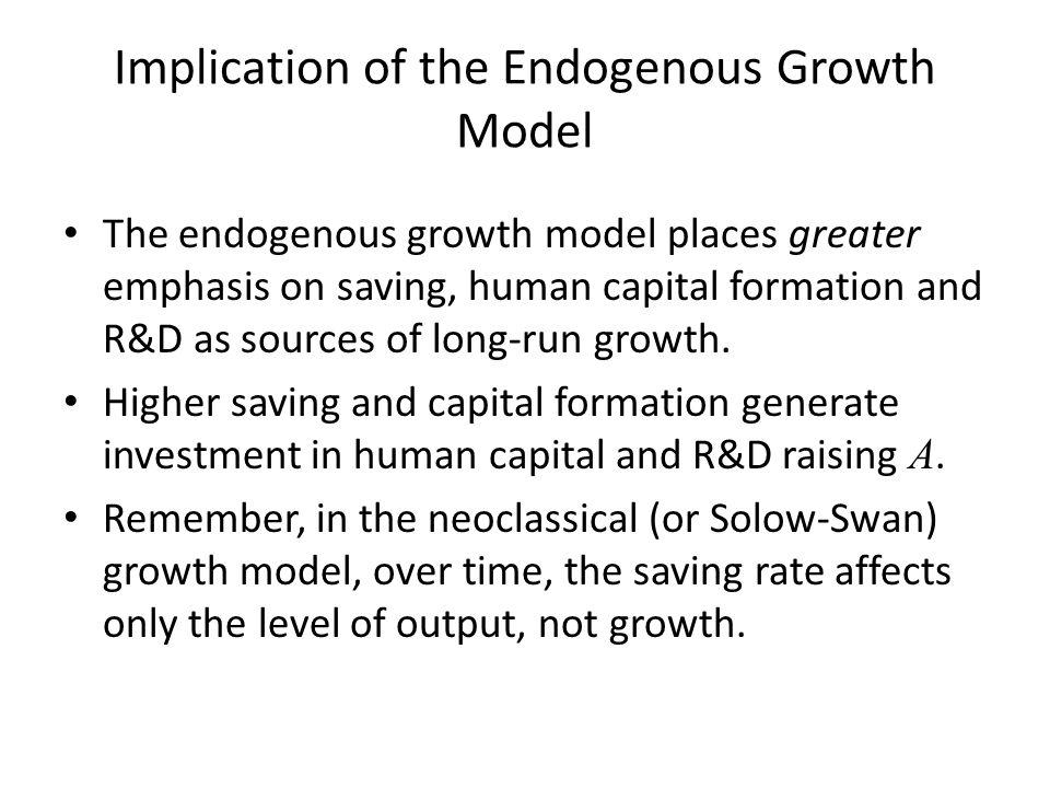 Long-Run Economic Growth - ppt download