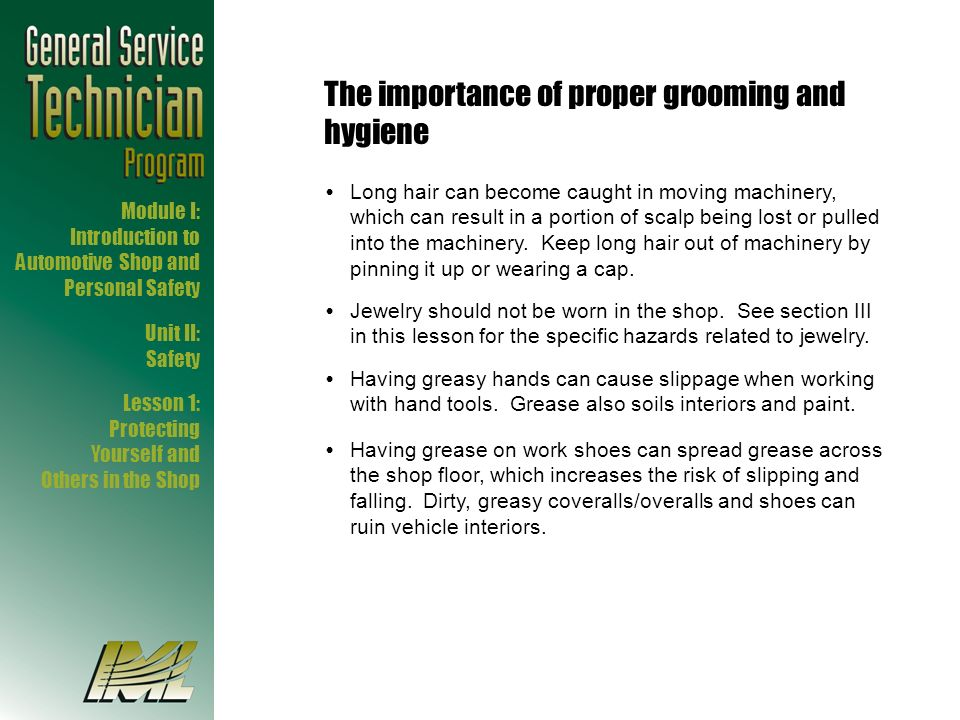 The importance of proper grooming and hygiene