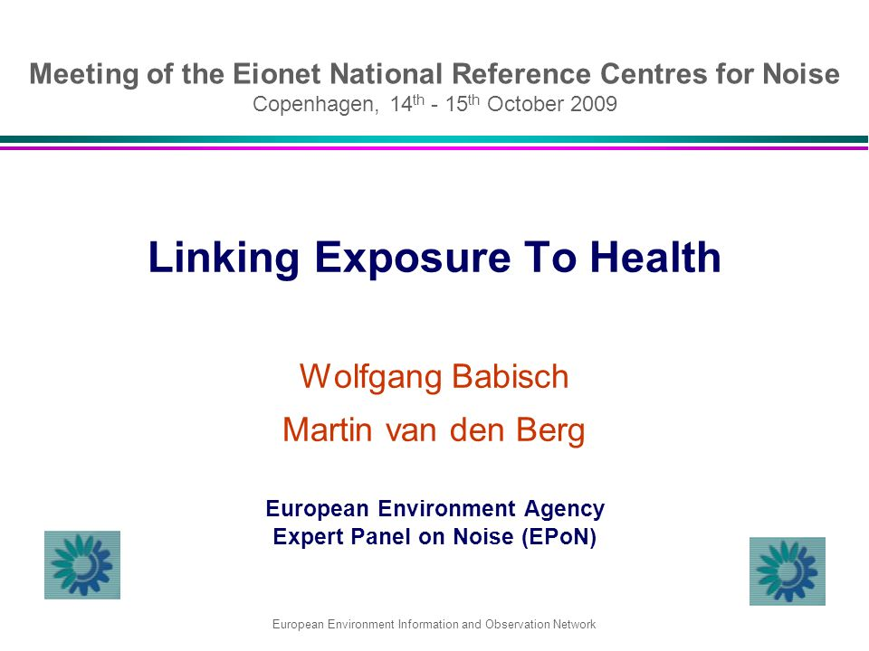 Linking Exposure To Health