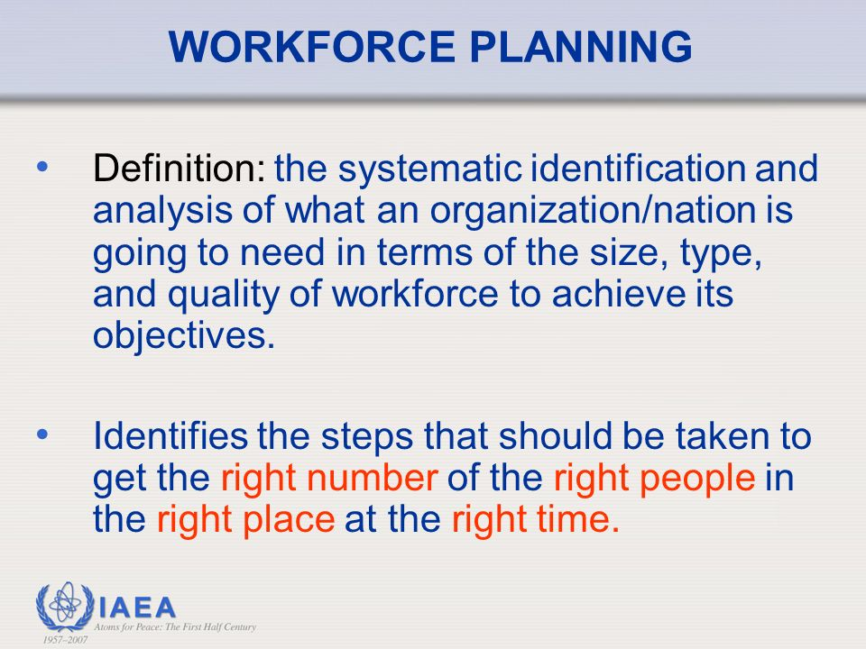the proper steps in identifying the power holders in an organization Steps in strategy formulation process  after identifying its strengths and weaknesses, an organization must keep a track of competitors' moves and actions so as .