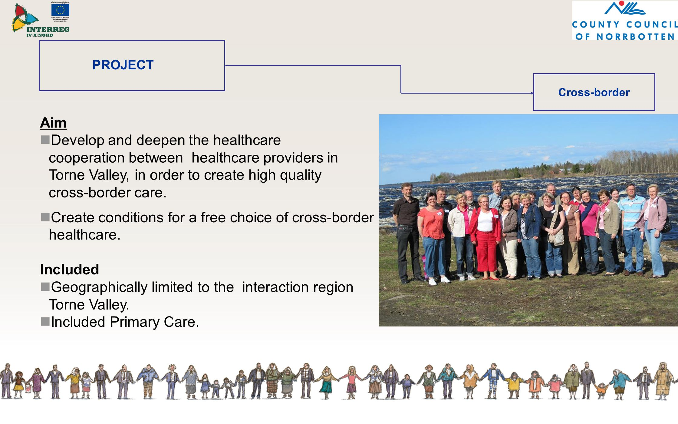 Create conditions for a free choice of cross-border healthcare.