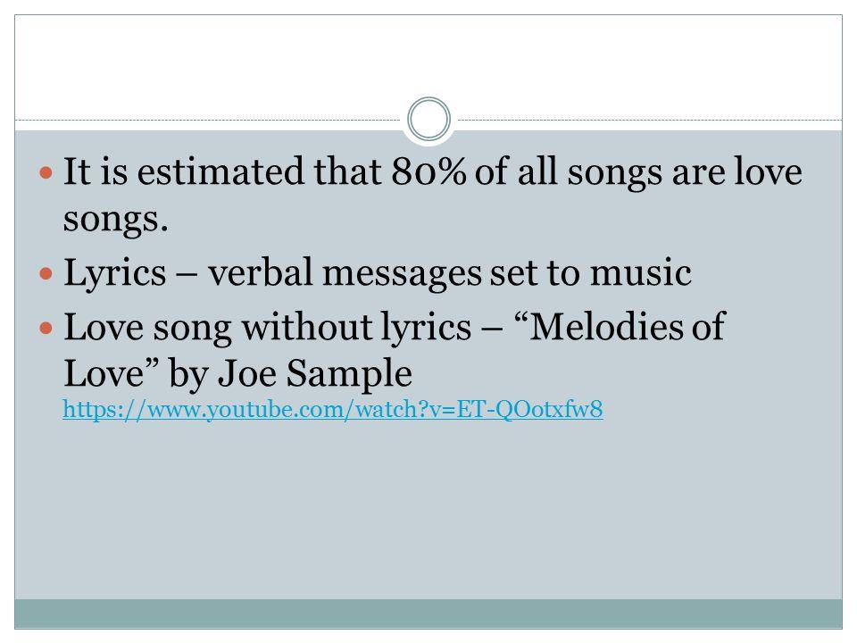 Lyric love robin hood lyrics : Chapter 10 Love and Romance - ppt video online download