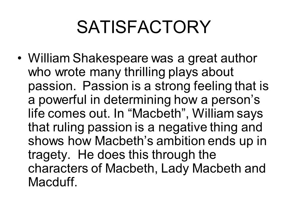 literary essay exemplars ppt video online  5 satisfactory william shakespeare