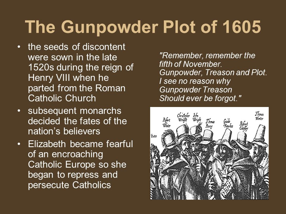 essay on the gunpowder plot of 1605 As you teach your students about the failed assassination of king james i of england and vi of scotland, you may consider assigning an essay this.