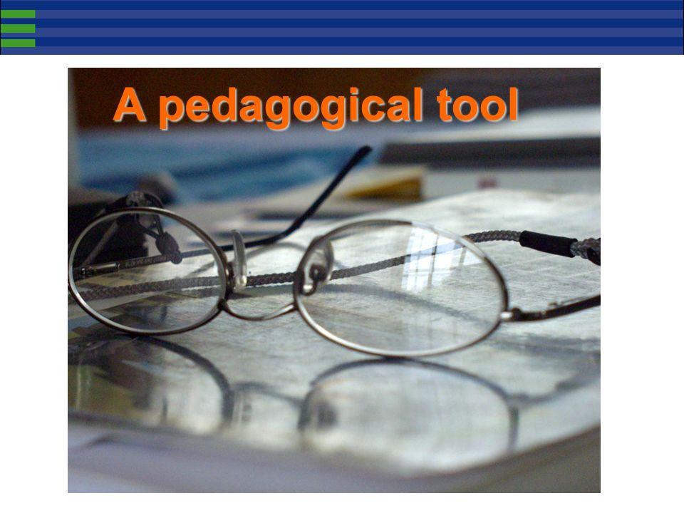 A pedagogical tool
