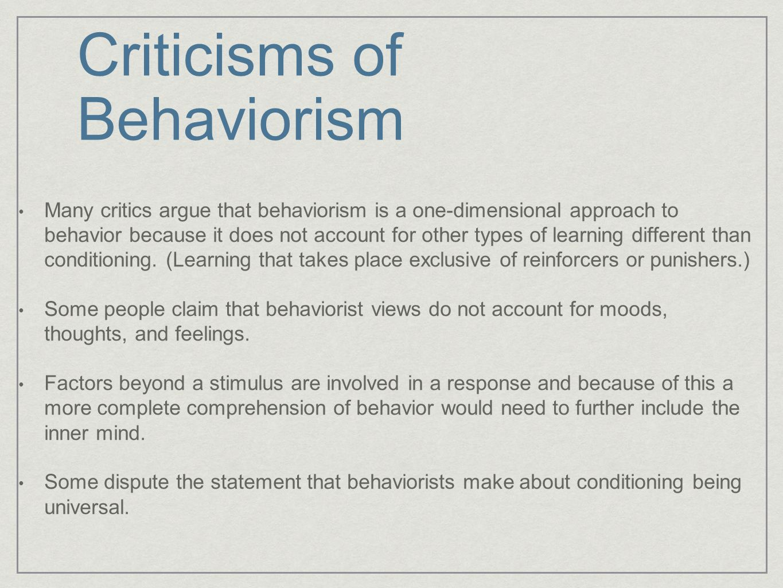 skinner theory of behaviorism pdf