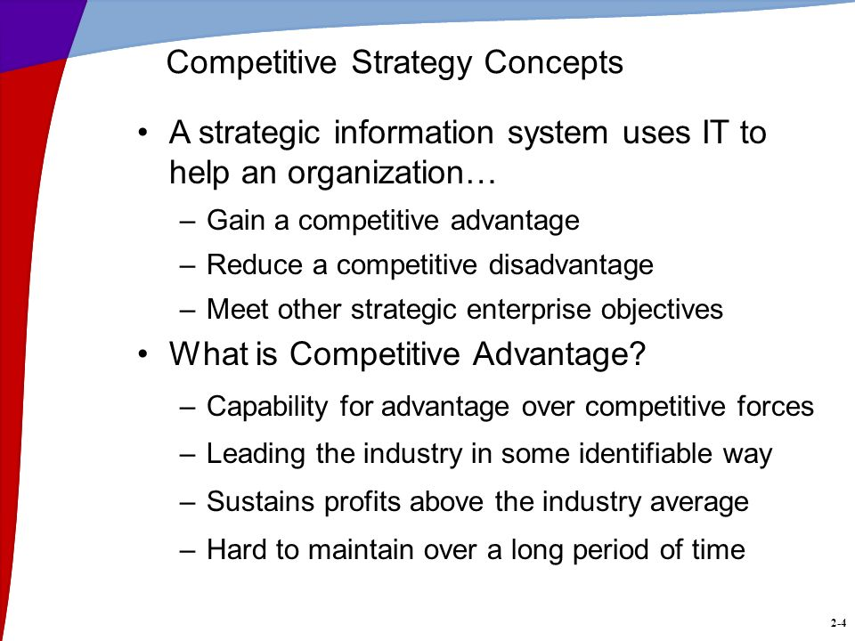 Competitive advantage of dell and other technology companies