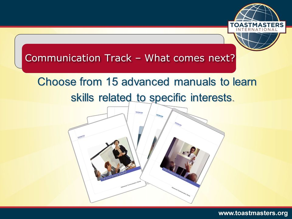 toastmasters advanced manuals pdf download