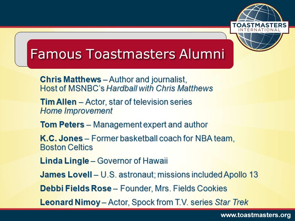 toastmasters new member orientation ppt video online