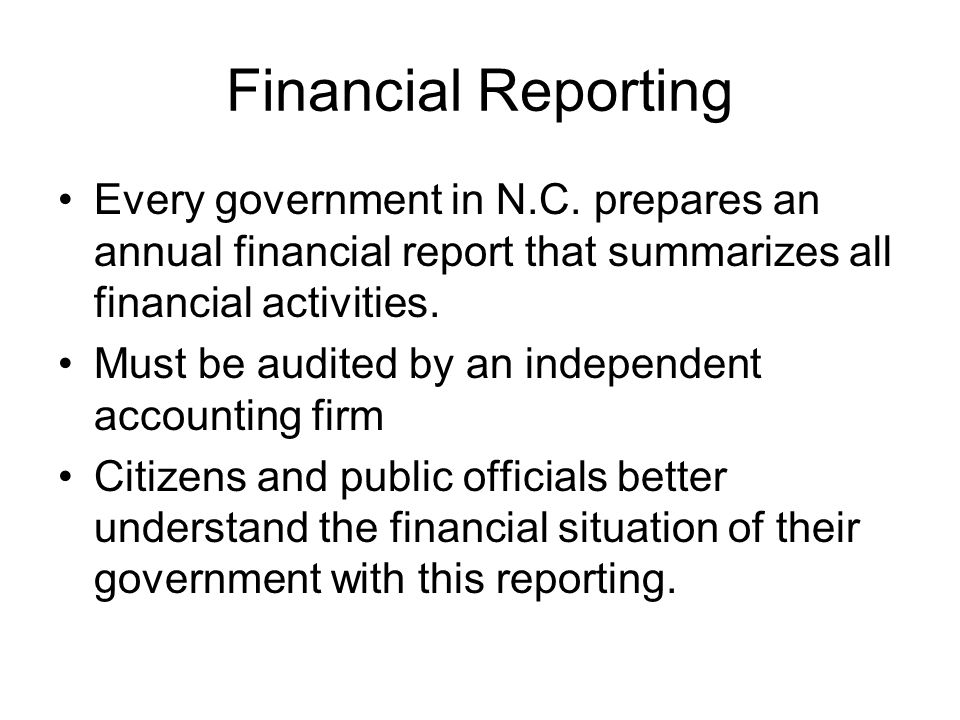 Local Government and Finances - ppt download
