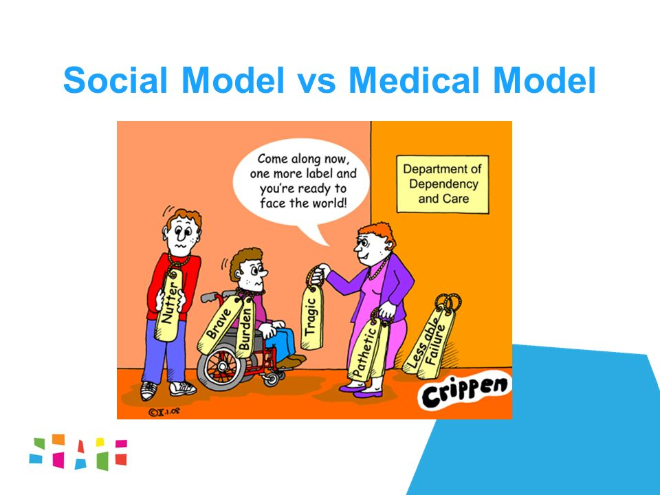 social model vs medical model Medical model vs social model of disability disability resource center carol gill at the chicago institute of disability research sought to create a model that.