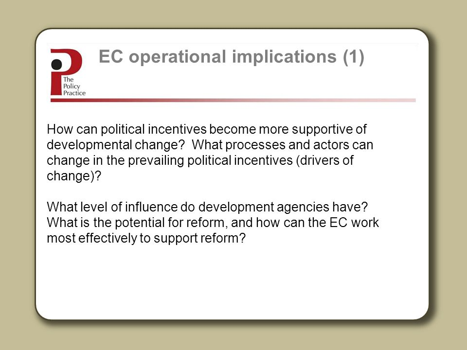 EC operational implications (1)