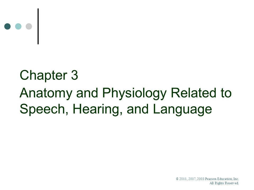 Chapter 3 Anatomy and Physiology Related to - ppt video online download