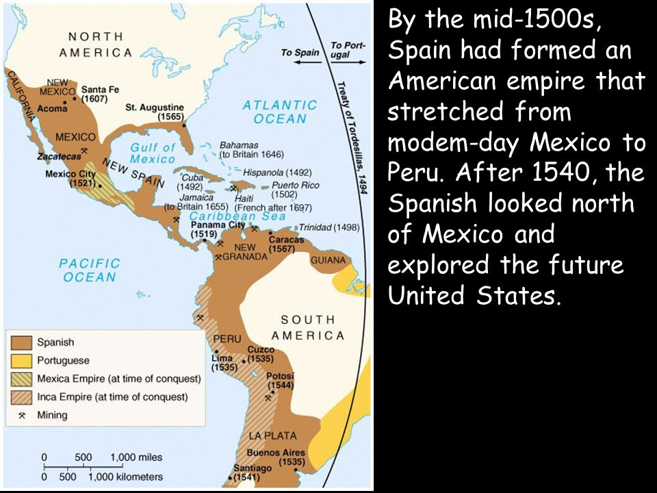 Spains Empire in the Americas ppt download