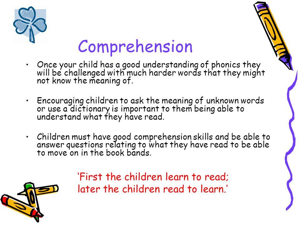 Parent Reading Workshop