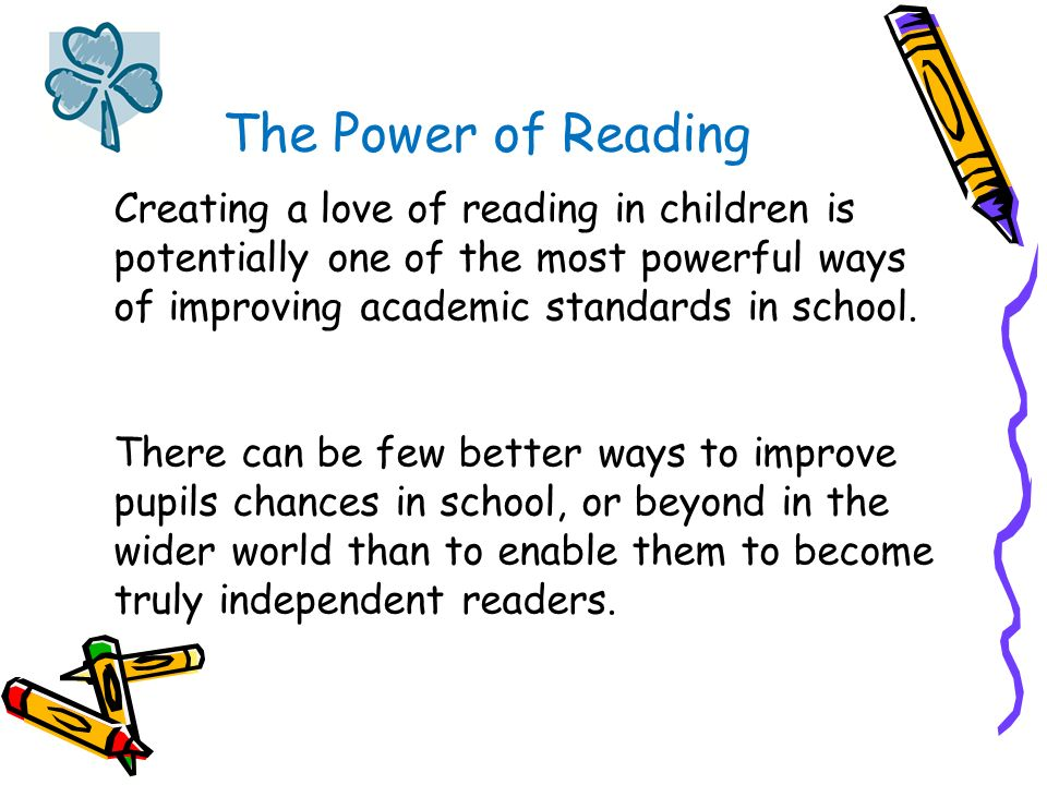 The power of literacy