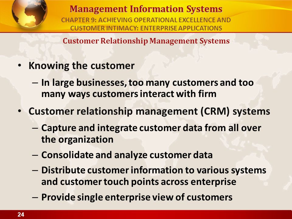 electronic customer relationship management crm software application