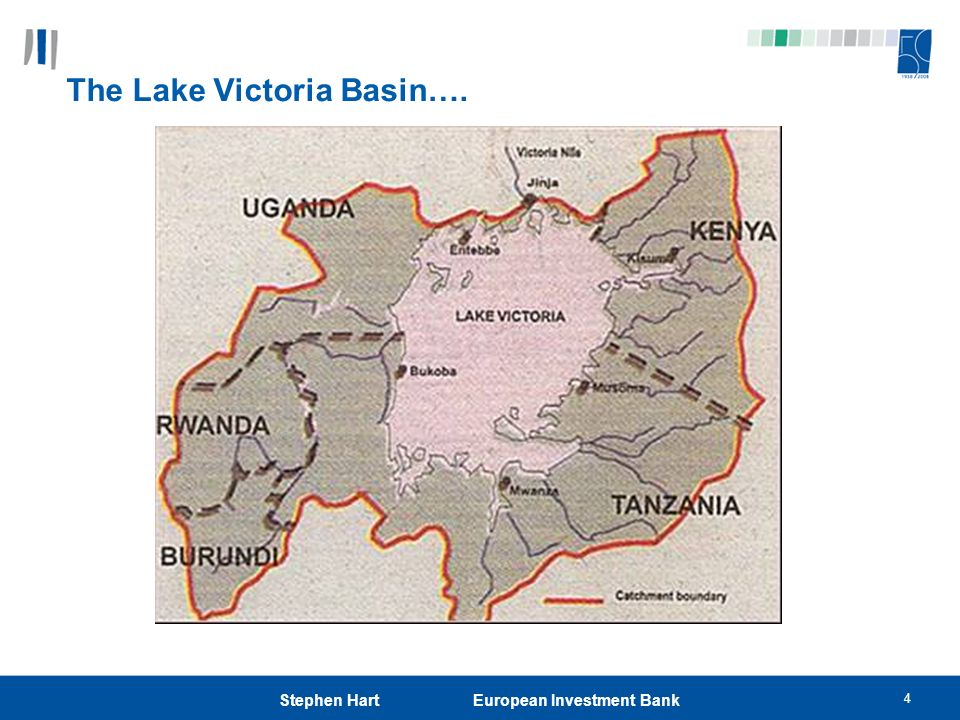 The Lake Victoria Basin….