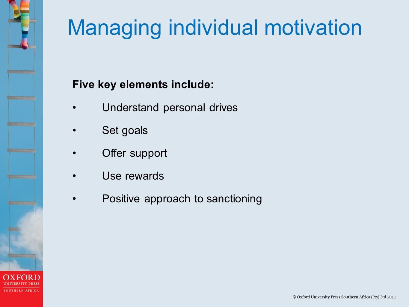 managing individual When individuals are marginalized or isolated by their co managing diversity for success is a four achieving diversity requires management to set.