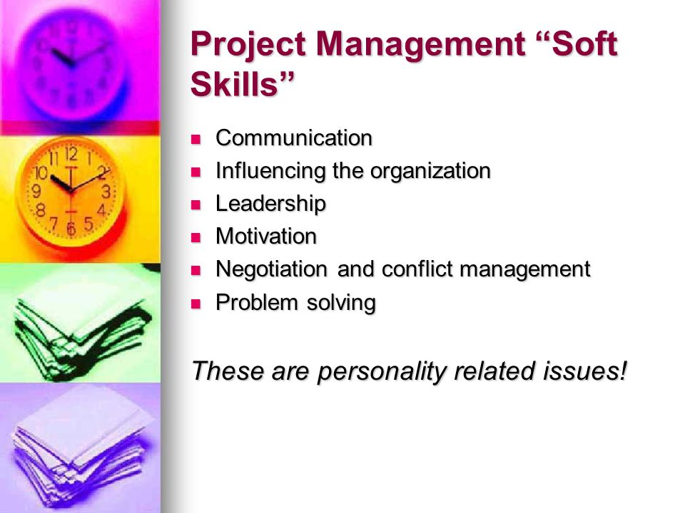 project management problem1 Even with a terrific project management program in place, problems can arise to derail your team's hard work the last thing you need in the heat of battle is academic theory.