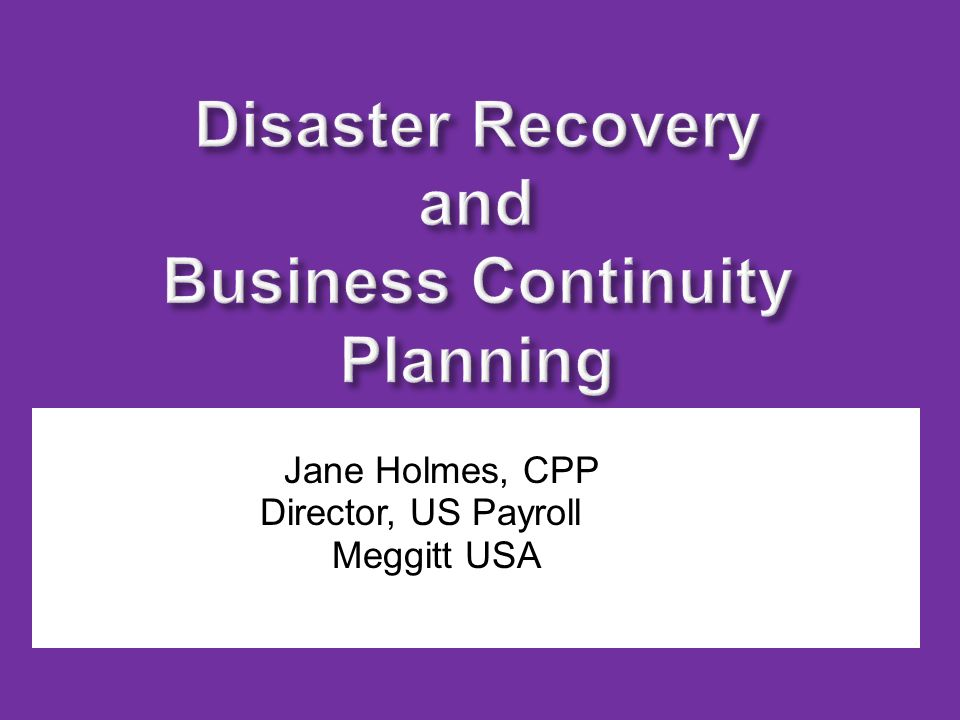 disaster recovery plan vs business continuity There's no doubt that there is overlap between business continuity and disaster  recovery tools and planning however, each one exists.