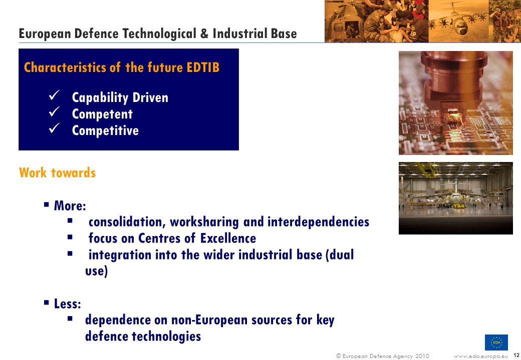 European Defence Technological & Industrial Base
