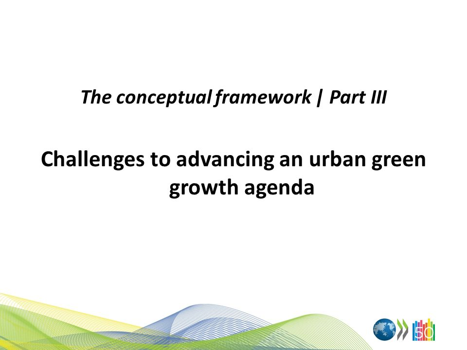 Challenges to advancing an urban green growth agenda